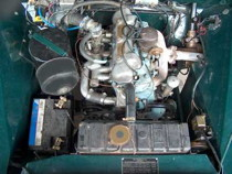 Series 1 Land Rover Engine The Series i Land Rover 1.6