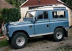 Series 3 Land Rover