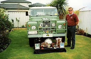 Land Rover Series 1, 2 and 3 - Australia